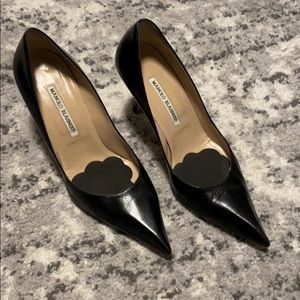 Manolo Blahnik BB Pumps 90mm